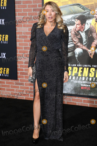 Alexandra Vino Photo - WESTWOOD LOS ANGELES CALIFORNIA USA - FEBRUARY 27 Alexandra Vino arrives at the Los Angeles Premiere Of Netflixs Spenser Confidential held at the Regency Village Theatre on February 27 2020 in Westwood Los Angeles California United States (Photo by Image Press Agency)