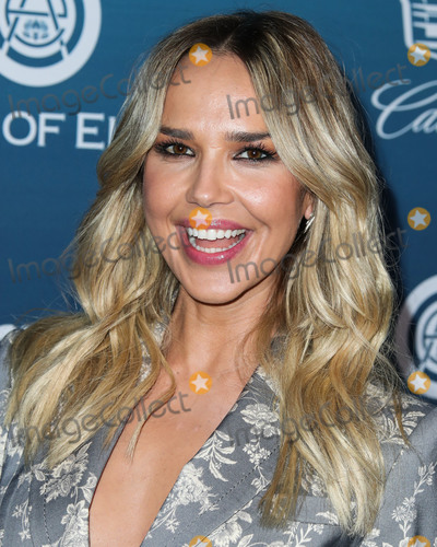 Arielle Kebbel Photo - LOS ANGELES CA USA - JANUARY 05 Actress Arielle Kebbel arrives at The Art Of Elysiums 12th Annual Heaven Gala held at a Private Venue on January 5 2019 in Los Angeles California United States (Photo by Xavier CollinImage Press Agency)