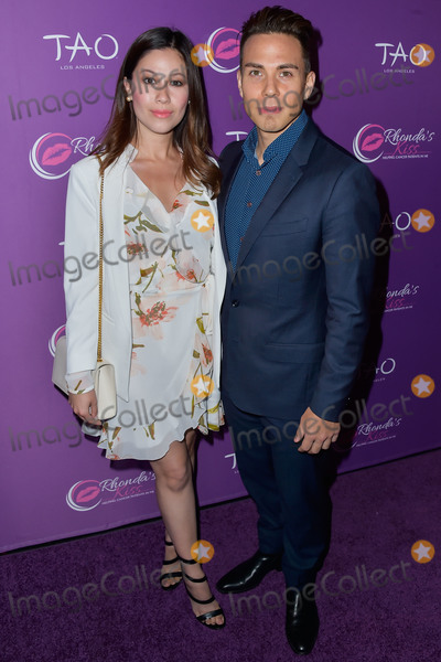 Apolo Ohno Photo - HOLLYWOOD LOS ANGELES CALIFORNIA USA - MAY 06 Apolo Ohno and Bianca Stam arrive at Rhondas Kiss Good Fortune Gala held at TAO on May 6 2019 in Hollywood Los Angeles California United States (Photo by Image Press Agency)