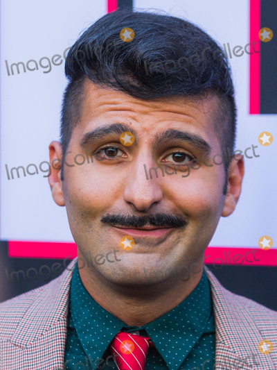 Amro Mazioub Photo - HOLLYWOOD LOS ANGELES CALIFORNIA USA - JUNE 19 Amro Mazioub arrives at the Los Angeles Premiere Of Orion Pictures And United Artists Releasings Childs Play held at ArcLight Hollywood on June 19 2019 in Hollywood Los Angeles California United States (Photo by Rudy TorresImage Press Agency)