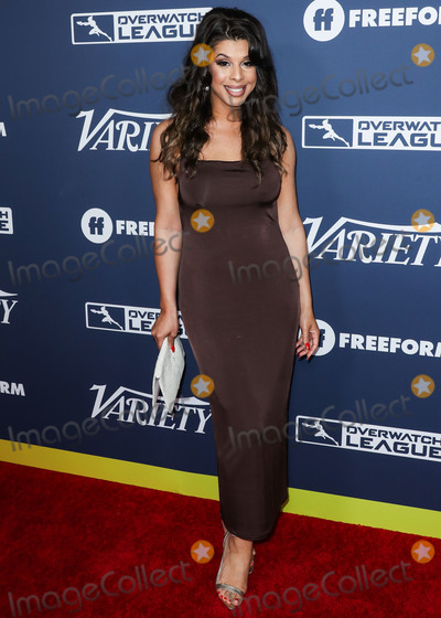 Haili Sahar Photo - HOLLYWOOD LOS ANGELES CALIFORNIA USA - AUGUST 06 Actress Hailie Sahar arrives at Varietys Power Of Young Hollywood 2019 held at the h Club Los Angeles on August 6 2019 in Hollywood Los Angeles California United States (Photo by Xavier CollinImage Press Agency)