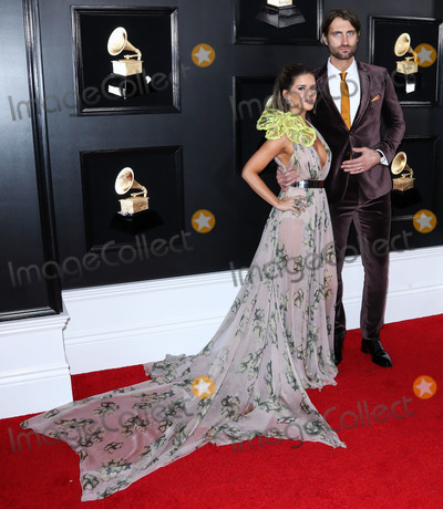 Grammy Awards Photo - (FILE) Maren Morris Welcomes First Baby With Husband Ryan Hurd The 29-year-old Bones singer welcomed her first child with husband Ryan Hurd on Monday March 23 2020 LOS ANGELES CALIFORNIA USA - FEBRUARY 10 Singer Maren Morris and husband Ryan Hurd arrive at the 61st Annual GRAMMY Awards held at Staples Center on February 10 2019 in Los Angeles California United States (Photo by Xavier CollinImage Press Agency)