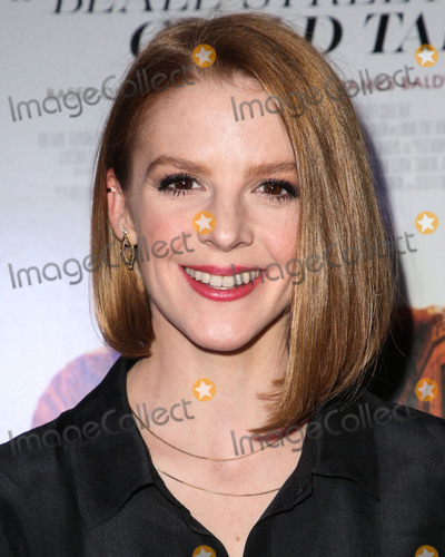 Ashley Bell Photo - HOLLYWOOD LOS ANGELES CA USA - DECEMBER 04 Actress Ashley Bell arrives at the Los Angeles Special Screening Of Annapurna Pictures If Beale Street Could Talk held at ArcLight Hollywood on December 4 2018 in Hollywood Los Angeles California United States (Photo by Image Press Agency)