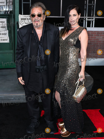 Al Pacino Photo - HOLLYWOOD LOS ANGELES CALIFORNIA USA - OCTOBER 24 Actor Al Pacino and girlfriend Meital Dohan arrive at the Los Angeles Premiere Of Netflixs The Irishman held at TCL Chinese Theatre IMAX on October 24 2019 in Hollywood Los Angeles California United States (Photo by Xavier CollinImage Press Agency)