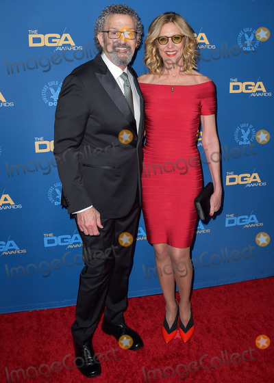 Christine Lahti Photo - LOS ANGELES CALIFORNIA USA - JANUARY 25 Thomas Schlamme and Christine Lahti arrive at the 72nd Annual Directors Guild Of America Awards held at The Ritz-Carlton Hotel at LA Live on January 25 2020 in Los Angeles California United States (Photo by Image Press Agency)