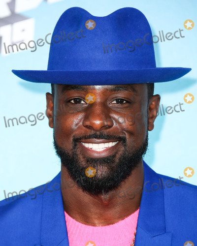 Lance Gross Photo - LOS ANGELES CA USA - MARCH 23 Lance Gross arrives at Nickelodeons 2019 Kids Choice Awards held at the USC Galen Center on March 23 2019 in Los Angeles California United States (Photo by Xavier CollinImage Press Agency)