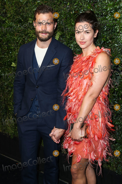 Amelia Warner Photo - (FILE) Jamie Dornan and Wife Amelia Warner Are Expecting Their Third Child Dornan and his wife are already parents to two daughters Elva 2 and Dulcie who will celebrate her fifth birthday in November BEVERLY HILLS LOS ANGELES CA USA - MARCH 03 Actor Jamie Dornan wearing an Original Penguin cardigan and wife Amelia Warner arrive at the Charles Finch and Chanel Pre-Oscar Awards Dinner held at Madeo Restaurant on March 3 2018 in Beverly Hills Los Angeles California United States (Photo by Xavier CollinImage Press Agency)