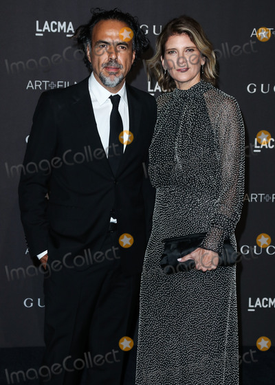 Alejandro Gonzalez Inarritu Photo - LOS ANGELES CA USA - NOVEMBER 03 Alejandro Gonzalez Inarritu Maria Eladia Gonzalez at the 2018 LACMA Art  Film Gala held at the Los Angeles County Museum of Art on November 3 2018 in Los Angeles California United States (Photo by Xavier CollinImage Press Agency)