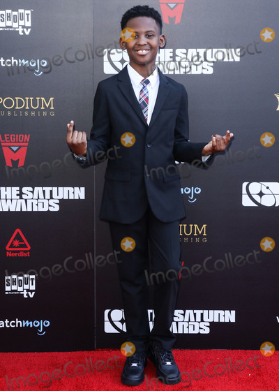 Evan Alex Photo - HOLLYWOOD LOS ANGELES CALIFORNIA USA - SEPTEMBER 13 Evan Alex arrives at the 45th Annual Saturn Awards held at Avalon Hollywood on September 13 2019 in Hollywood Los Angeles California United States (Photo by David AcostaImage Press Agency)