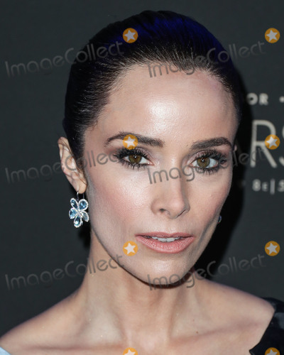 Abigail Spencer Photo - WEST HOLLYWOOD LOS ANGELES CALIFORNIA USA - FEBRUARY 06 Actress Abigail Spencer wearing Dice Kayek arrives at the Cadillac Oscar Celebration 2020 held at Chateau Marmont on February 6 2020 in West Hollywood Los Angeles California United States (Photo by Xavier CollinImage Press Agency)