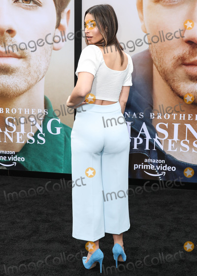 Ashley Iaconetti Photo - WESTWOOD LOS ANGELES CALIFORNIA USA - JUNE 03 Television personality Ashley Iaconetti arrives at the Los Angeles Premiere Of Amazon Prime Videos Chasing Happiness held at the Regency Bruin Theatre on June 3 2019 in Westwood Los Angeles California United States (Photo by Xavier CollinImage Press Agency)