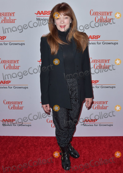Frances Fisher Photo - BEVERLY HILLS LOS ANGELES CALIFORNIA USA - JANUARY 11 Frances Fisher arrives at AARP The Magazines 19th Annual Movies For Grownups Awards held at The Beverly Wilshire Four Seasons Hotel on January 11 2020 in Beverly Hills Los Angeles California United States (Photo by Image Press Agency)
