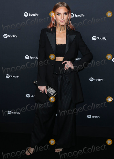 Ashlee Simpson Photo - WEST HOLLYWOOD LOS ANGELES CALIFORNIA USA - JANUARY 23 Singer Ashlee Simpson arrives at the Spotify Best New Artist 2020 Party held at The Lot Studios on January 23 2020 in West Hollywood Los Angeles California United States (Photo by Xavier CollinImage Press Agency)