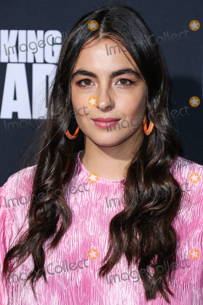Alanna Masterson Photo - HOLLYWOOD LOS ANGELES CALIFORNIA USA - SEPTEMBER 23 Alanna Masterson arrives at the Los Angeles Special Screening Of AMCs The Walking Dead Season 10 held at the TCL Chinese Theatre IMAX on September 23 2019 in Hollywood Los Angeles California United States (Photo by Xavier CollinImage Press Agency)
