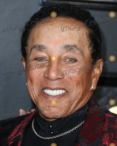 Smokey Robinson Photo - LOS ANGELES CALIFORNIA USA - JANUARY 26 Smokey Robinson arrives at the 62nd Annual GRAMMY Awards held at Staples Center on January 26 2020 in Los Angeles California United States (Photo by Xavier CollinImage Press Agency)