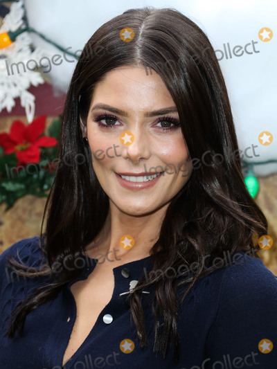 ASHLEY GREEN Photo - BEVERLY HILLS LOS ANGELES CA USA - DECEMBER 09 Actress Ashley Greene arrives at the Brooks Brothers Annual Holiday Celebration In Los Angeles To Benefit St Jude 2018 held at the Beverly Wilshire Four Seasons Hotel on December 9 2018 in Beverly Hills Los Angeles California United States (Photo by Xavier CollinImage Press Agency)
