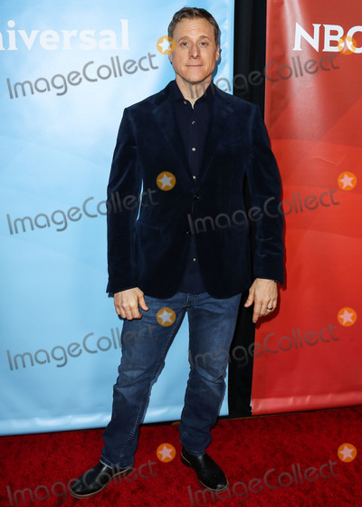 Alan Tudyk Photo - PASADENA LOS ANGELES CALIFORNIA USA - JANUARY 11 Alan Tudyk arrives at the 2020 NBCUniversal Winter TCA Press Tour held at The Langham Huntington Hotel on January 11 2020 in Pasadena Los Angeles California United States (Photo by Xavier CollinImage Press Agency)