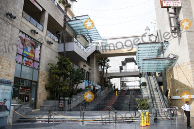 Eric Garcetti Photo - HOLLYWOOD LOS ANGELES CALIFORNIA USA - MARCH 31 A view of the Hollywood and Highland Center on March 31 2020 in Hollywood Los Angeles California United States Los Angeles tourism and entertainment industry businesses are temporarily closed amid the coronavirus COVID-19 pandemic after the Safer at Home order issued by both Los Angeles Mayor Eric Garcetti at the county level and California Governor Gavin Newsom at the state level on Thursday March 19 2020 which will stay in effect until at least April 19 2020 (Photo by Xavier CollinImage Press Agency)