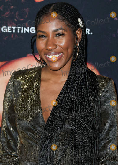 Diarra Kilpatrick Photo - HOLLYWOOD LOS ANGELES CALIFORNIA USA - APRIL 17 Actress Diarra Kilpatrick arrives at the Los Angeles Special Screening Of Netflixs Someone Great held at ArcLight Cinemas Hollywood on April 17 2019 in Hollywood Los Angeles California United States (Photo by Xavier CollinImage Press Agency)