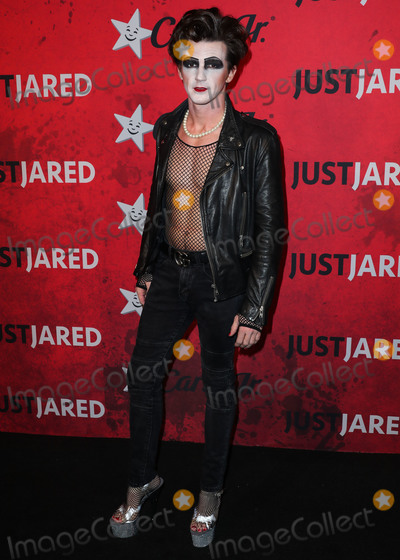 Drake Bell Photo - HOLLYWOOD LOS ANGELES CA USA - OCTOBER 27 Drake Bell at Just Jareds 7th Annual Halloween Party held at Goya Studios on October 27 2018 in Hollywood Los Angeles California United States (Photo by Xavier CollinImage Press Agency)