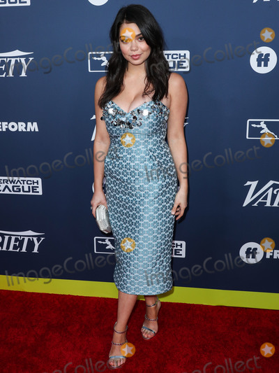 Aulii Cravalho Photo - HOLLYWOOD LOS ANGELES CALIFORNIA USA - AUGUST 06 Actress Aulii Cravalho arrives at Varietys Power Of Young Hollywood 2019 held at the h Club Los Angeles on August 6 2019 in Hollywood Los Angeles California United States (Photo by Xavier CollinImage Press Agency)