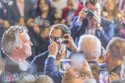 Vice President Joe Biden Photo - BALDWIN HILLS LOS ANGELES CALIFORNIA USA - MARCH 03 Former Vice President Joe Biden 2020 Democratic presidential candidate takes a selfie photograph with an attendee during his Super Tuesday Los Angeles Rally held at the Baldwin Hills Recreation Center on March 3 2020 in Baldwin Hills Los Angeles California United States (Photo by Rudy TorresImage Press Agency)