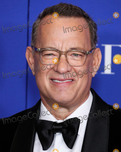 Rita Wilson Photo - (FILE) Tom Hanks and Rita Wilson Test Positive for Coronavirus COVID-19 Tom Hanks and Rita Wilson have announced on Wednesday March 11 2020 that they have tested positive for COVID-19 (Coronavirus) the first celebrities to go public with a diagnosis BEVERLY HILLS LOS ANGELES CALIFORNIA USA - JANUARY 05 Actor Tom Hanks winner of the Cecil B Demille Award poses in the press room during the 77th Annual Golden Globe Awards held at The Beverly Hilton Hotel on January 5 2020 in Beverly Hills Los Angeles California United States (Photo by Xavier CollinImage Press Agency)