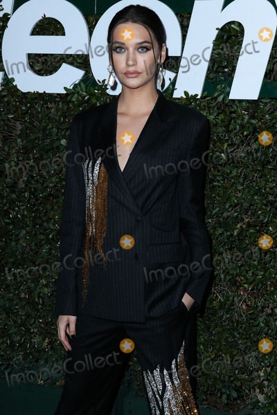 Amanda Steele Photo - LOS ANGELES CA USA - FEBRUARY 15 Amanda Steele arrives at Teen Vogues 2019 Young Hollywood Party Presented By Snap held at the Los Angeles Theatre on February 15 2019 in Los Angeles California United States (Photo by Xavier CollinImage Press Agency)