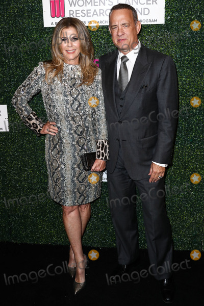 Rita Wilson Photo - (FILE) Tom Hanks and Rita Wilson Test Positive for Coronavirus COVID-19 Tom Hanks and Rita Wilson have announced on Wednesday March 11 2020 that they have tested positive for COVID-19 (Coronavirus) the first celebrities to go public with a diagnosis BEVERLY HILLS LOS ANGELES CALIFORNIA USA - FEBRUARY 16 Actress Rita Wilson and husbandactor Tom Hanks wearing Tom Ford arrive at The Womens Cancer Research Funds An Unforgettable Evening 2017 held at the Beverly Wilshire Four Seasons Hotel on February 16 2017 in Beverly Hills Los Angeles California United States (Photo by Xavier CollinImage Press Agency)