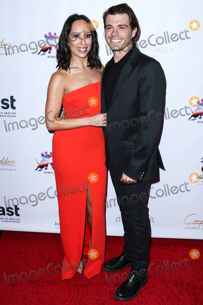 Cheryl Burke Photo - SANTA MONICA LOS ANGELES CA USA - SEPTEMBER 29 Cheryl Burke Matthew Lawrence at the RIDE Foundations 2nd Annual Dance For Freedom held at The Broad Stage on September 29 2018 in Santa Monica Los Angeles California United States (Photo by Xavier CollinImage Press Agency)