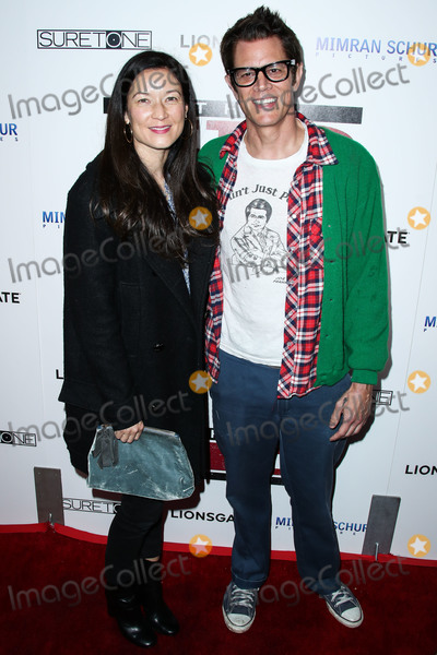 Johnny Knoxville Photo - HOLLYWOOD LOS ANGELES CA USA - MARCH 06 Naomi Nelson and husbandactor Johnny Knoxville arrive at the Los Angeles Premiere Of Lionsgates The Kid held at ArcLight Cinemas Hollywood on March 6 2019 in Hollywood Los Angeles California United States (Photo by Xavier CollinImage Press Agency)