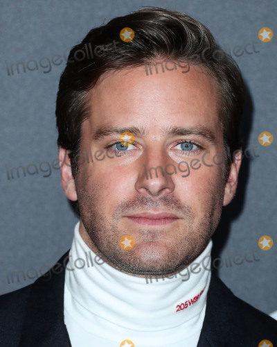Calvin Klein Photo - BEVERLY HILLS LOS ANGELES CA USA - NOVEMBER 04 Actor Armie Hammer wearing Calvin Klein arrives at the 22nd Annual Hollywood Film Awards held at The Beverly Hilton Hotel on November 4 2018 in Beverly Hills Los Angeles California United States (Photo by Xavier CollinImage Press Agency)