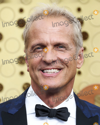 Patrick Fabian Photo - LOS ANGELES CALIFORNIA USA - SEPTEMBER 22 Patrick Fabian arrives at the 71st Annual Primetime Emmy Awards held at Microsoft Theater LA Live on September 22 2019 in Los Angeles California United States (Photo by Xavier CollinImage Press Agency)
