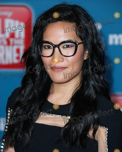Ali Wong Photo - HOLLYWOOD LOS ANGELES CA USA - NOVEMBER 05 Ali Wong at the World Premiere Of Disneys Ralph Breaks The Internet held at the El Capitan Theatre on November 5 2018 in Hollywood Los Angeles California United States (Photo by Xavier CollinImage Press Agency)