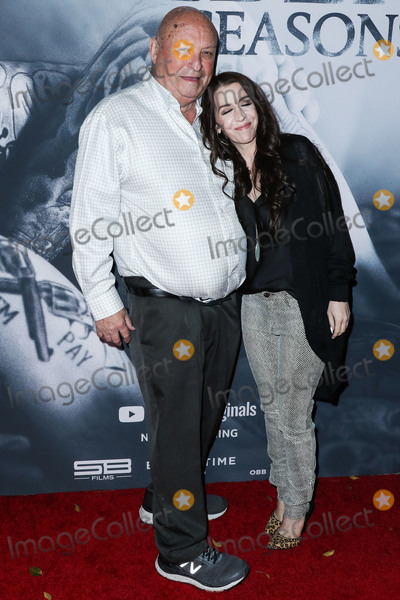 Pattie Mallette Photo - WESTWOOD LOS ANGELES CALIFORNIA USA - JANUARY 27 Bruce Dale and Pattie Mallette arrive at the Los Angeles Premiere Of YouTube Originals Justin Bieber Seasons held at the Regency Bruin Theatre on January 27 2020 in Westwood Los Angeles California United States (Photo by Xavier CollinImage Press Agency)