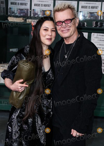 China Chow Photo - HOLLYWOOD LOS ANGELES CALIFORNIA USA - OCTOBER 24 Actress China Chow and singer Billy Idol arrive at the Los Angeles Premiere Of Netflixs The Irishman held at TCL Chinese Theatre IMAX on October 24 2019 in Hollywood Los Angeles California United States (Photo by Xavier CollinImage Press Agency)