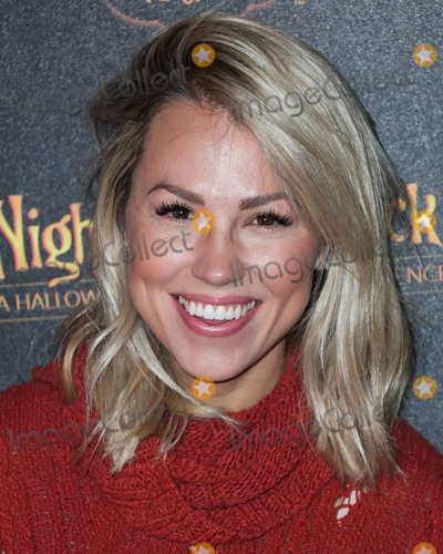 Jessica Hall Photo - CALABASAS LOS ANGELES CALIFORNIA USA - OCTOBER 02 Jessica Hall arrives at Nights of the Jack Friends and Family Night 2019 held at King Gillette Ranch on October 2 2019 in Calabasas Los Angeles California United States (Photo by Xavier CollinImage Press Agency)