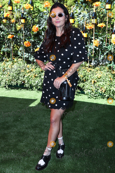 Alanna Masterson Photo - PACIFIC PALISADES LOS ANGELES CALIFORNIA USA - OCTOBER 05 Alanna Masterson arrives at the 10th Annual Veuve Clicquot Polo Classic Los Angeles held at Will Rogers State Historic Park on October 5 2019 in Pacific Palisades Los Angeles California United States (Photo by Xavier CollinImage Press Agency)
