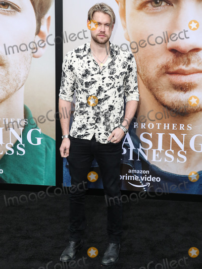 Chord Overstreet Photo - WESTWOOD LOS ANGELES CALIFORNIA USA - JUNE 03 Actor Chord Overstreet arrives at the Los Angeles Premiere Of Amazon Prime Videos Chasing Happiness held at the Regency Bruin Theatre on June 3 2019 in Westwood Los Angeles California United States (Photo by Xavier CollinImage Press Agency)