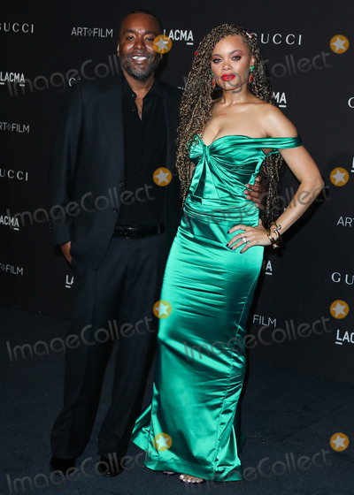 Andra Day Photo - LOS ANGELES CA USA - NOVEMBER 03 Lee Daniels Andra Day at the 2018 LACMA Art  Film Gala held at the Los Angeles County Museum of Art on November 3 2018 in Los Angeles California United States (Photo by Xavier CollinImage Press Agency)