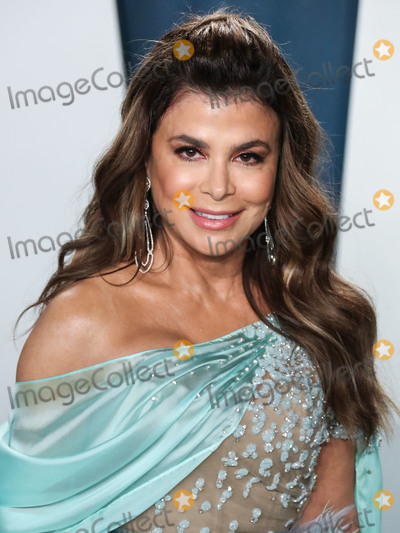 Paula Guill Photo - BEVERLY HILLS LOS ANGELES CALIFORNIA USA - FEBRUARY 09 Paula Abdul arrives at the 2020 Vanity Fair Oscar Party held at the Wallis Annenberg Center for the Performing Arts on February 9 2020 in Beverly Hills Los Angeles California United States (Photo by Xavier CollinImage Press Agency)