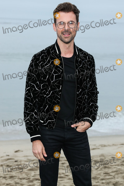 Brad Goreski Photo - MALIBU LOS ANGELES CALIFORNIA USA - JUNE 06 Television personality Brad Goreski arrives at the Saint Laurent Mens Spring Summer 20 Show held at Paradise Cove Beach on June 6 2019 in Malibu Los Angeles California United States (Photo by Xavier CollinImage Press Agency)