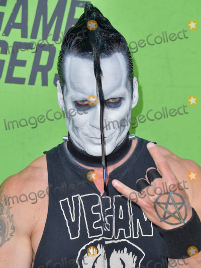 The Game Photo - HOLLYWOOD LOS ANGELES CALIFORNIA USA - SEPTEMBER 05 Doyle Wolfgang von Frankenstein arrives at the Los Angeles Premiere Of The Game Changers held at ArcLight Cinemas Hollywood on September 5 2019 in Hollywood Los Angeles California United States (Photo by Image Press Agency)