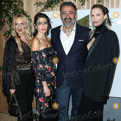 Sara Foster Photo - WEST HOLLYWOOD LOS ANGELES CALIFORNIA USA - NOVEMBER 05 Rachel Zoe Nikki Reed Arash Azarbarzin and Sara Foster arrive at the 1 Hotel West Hollywood Grand Opening Event held at 1 Hotel West Hollywood on November 5 2019 in West Hollywood Los Angeles California United States (Photo by Xavier CollinImage Press Agency)