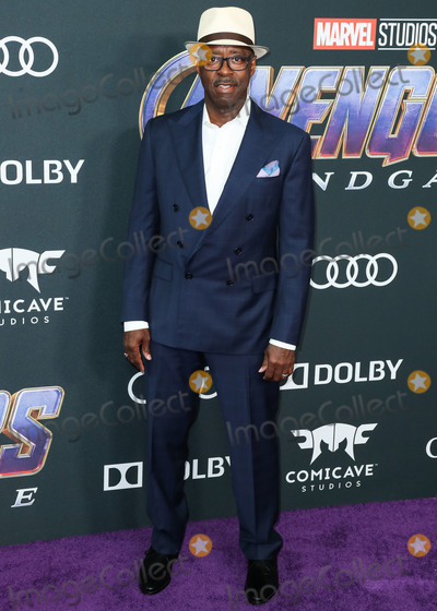 Courtney B Vance Photo - LOS ANGELES CALIFORNIA USA - APRIL 22 Actor Courtney B Vance arrives at the World Premiere Of Walt Disney Studios Motion Pictures and Marvel Studios Avengers Endgame held at the Los Angeles Convention Center on April 22 2019 in Los Angeles California United States (Photo by Xavier CollinImage Press Agency)