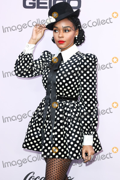 Janell Monae Photo - BEVERLY HILLS LOS ANGELES CALIFORNIA USA - FEBRUARY 06 Janelle Monae arrives at the 2020 13th Annual ESSENCE Black Women in Hollywood Awards Luncheon held at the Beverly Wilshire A Four Seasons Hotel on February 6 2020 in Beverly Hills Los Angeles California United States (Photo by Xavier CollinImage Press Agency)