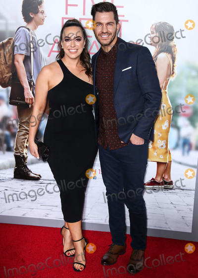 Andy Grammer Photo - WESTWOOD LOS ANGELES CA USA - MARCH 07 Aijia Lise and Andy Grammer arrive at the Los Angeles Premiere Of Lionsgates Five Feet Apart held at the Fox Bruin Theatre on March 7 2019 in Westwood Los Angeles California United States (Photo by Xavier CollinImage Press Agency)