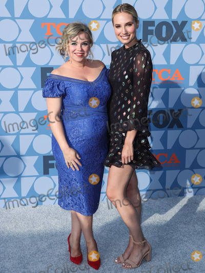 Amanda Fuller Photo - LOS ANGELES CALIFORNIA USA - AUGUST 07 Actresses Amanda Fuller and Molly McCook arrive at the FOX Summer TCA 2019 All-Star Party held at Fox Studios on August 7 2019 in Los Angeles California United States (Photo by Xavier CollinImage Press Agency)