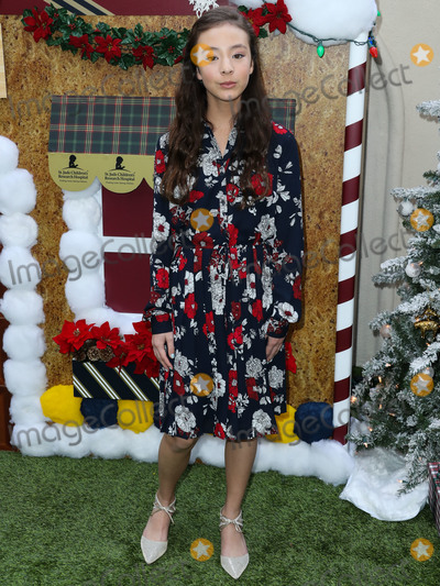 Aubrey Anderson-Emmons Photo - BEVERLY HILLS LOS ANGELES CA USA - DECEMBER 09 Actress Aubrey Anderson-Emmons arrives at the Brooks Brothers Annual Holiday Celebration In Los Angeles To Benefit St Jude 2018 held at the Beverly Wilshire Four Seasons Hotel on December 9 2018 in Beverly Hills Los Angeles California United States (Photo by Xavier CollinImage Press Agency)