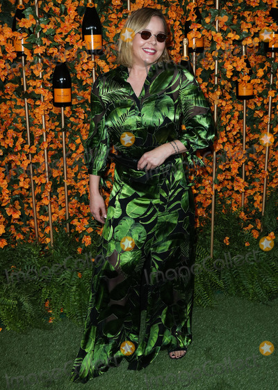 Abby Cornish Photo - PACIFIC PALISADES LOS ANGELES CA USA - OCTOBER 06 Abbie Cornish at the 9th Annual Veuve Clicquot Polo Classic Los Angeles held at Will Rogers State Historic Park on October 6 2018 in Pacific Palisades Los Angeles California United States (Photo by Xavier CollinImage Press Agency)